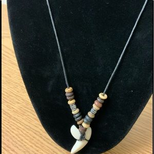 3 for 1 Shark Tooth Necklace Bundle